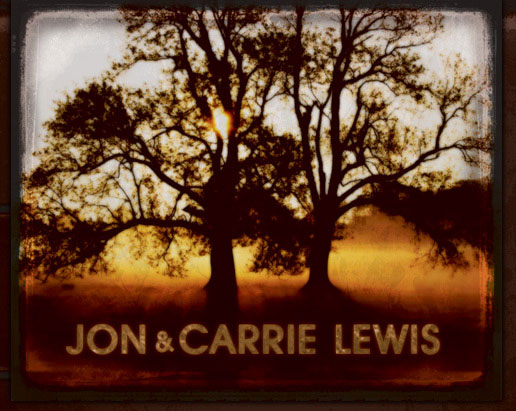 Jon & Carrie Lewis - Here